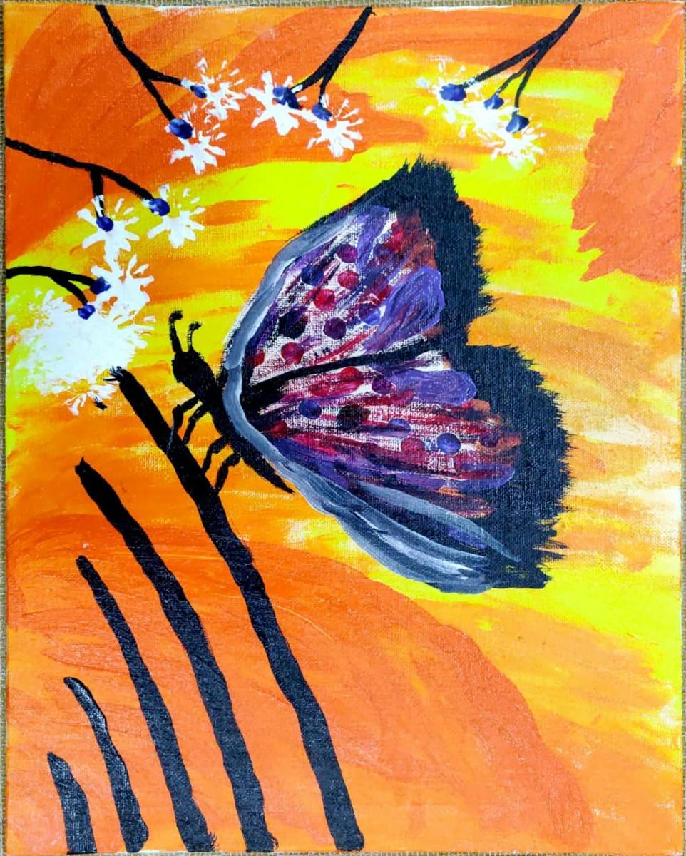 Fluttering Wings Slider 1/1