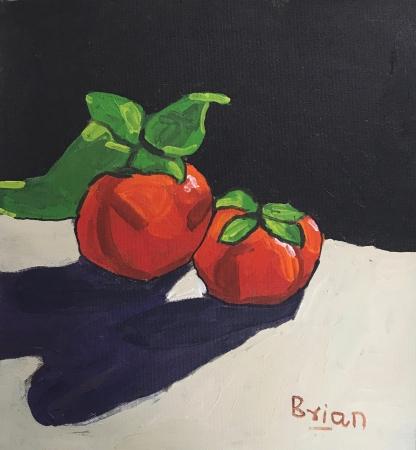 Tomatoes Slider 1/4