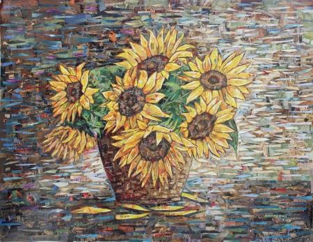 Sunflowers Slider 1/4