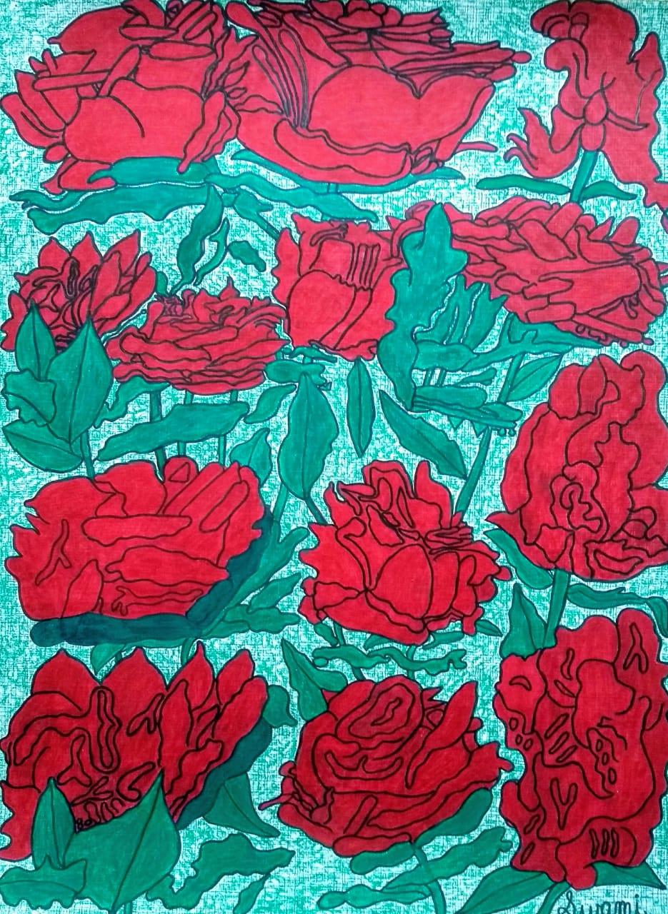 Rose Garden Slider 1/4