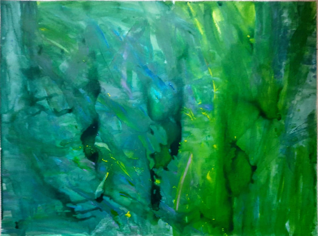Greenish World Slider 1/1