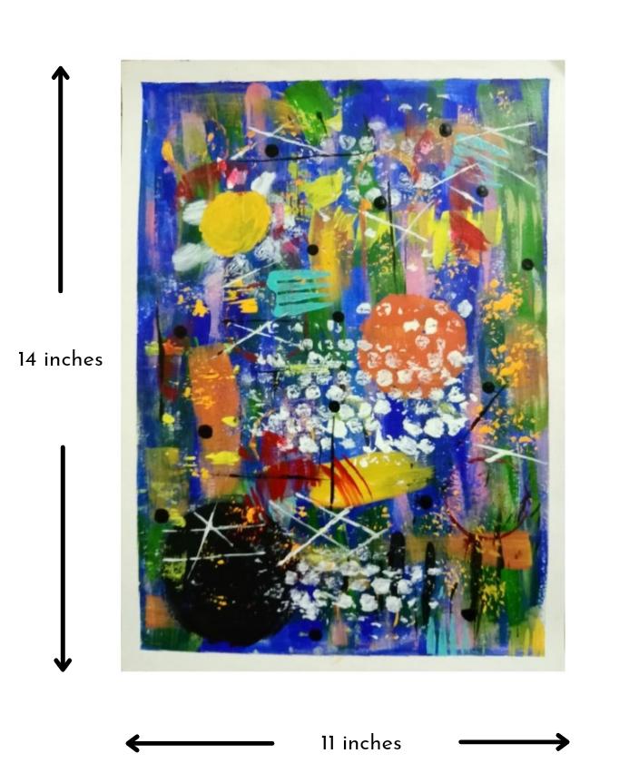 Abstract Slider 2/3