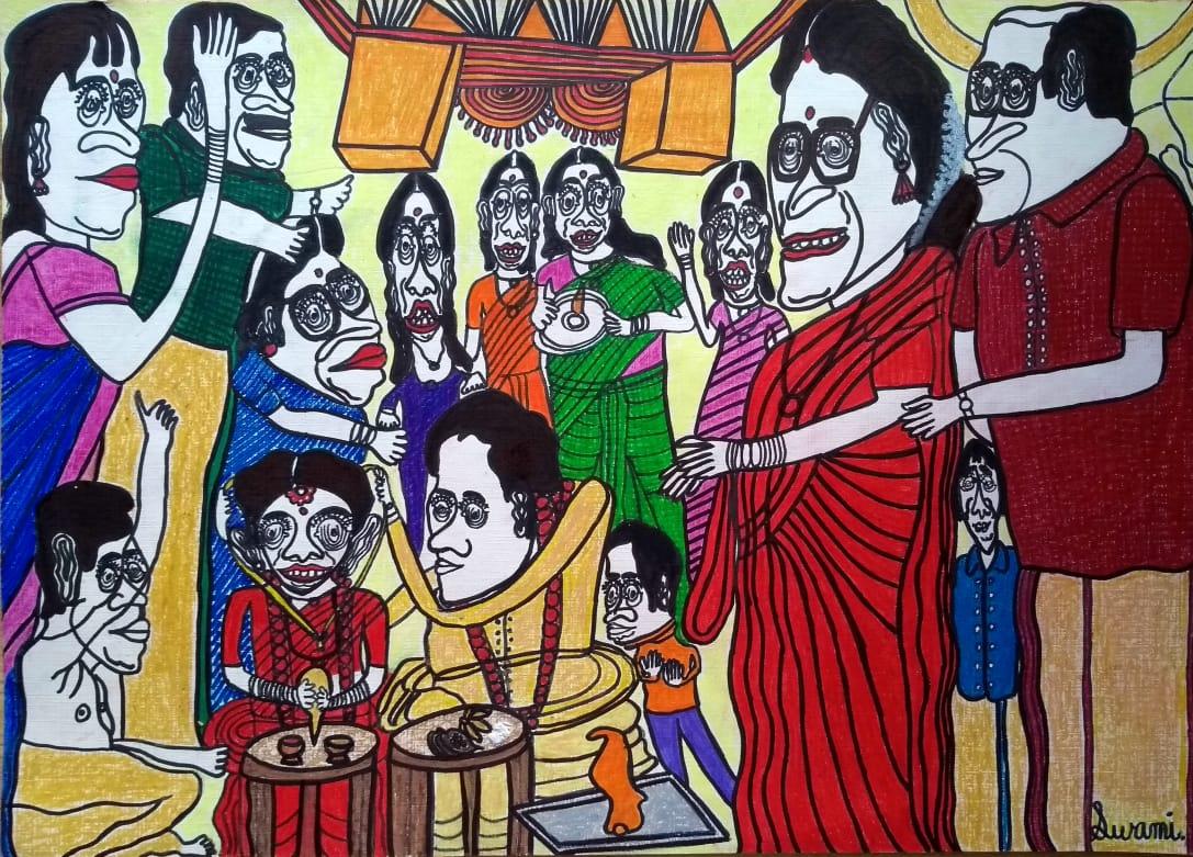 South Indian Wedding Slider 1/1