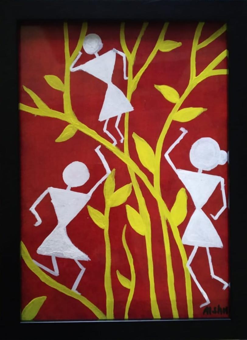 Indian Tribal Art Slider 1/1