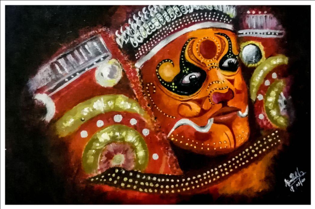 Theyyam: The Living Gods of Malabar Slider 1/2