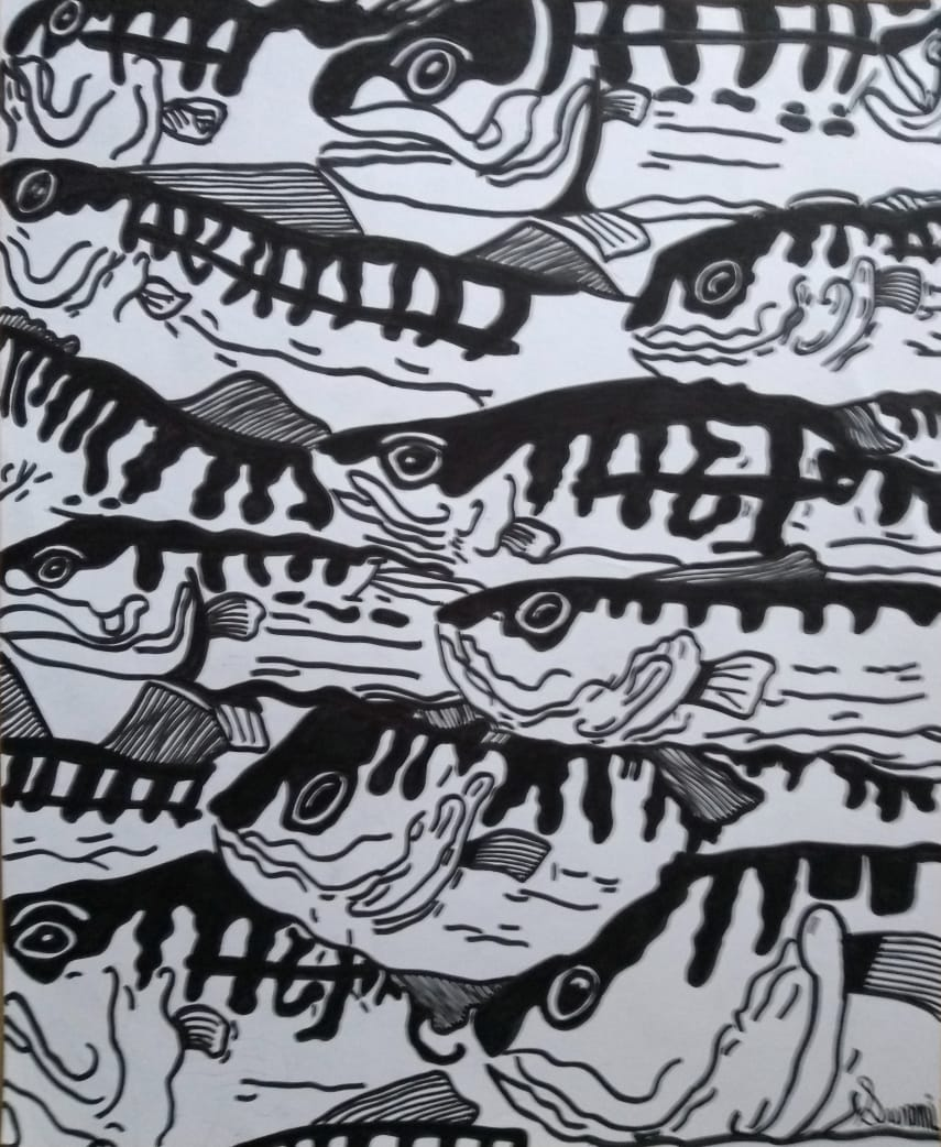 Fish Slider 1/4