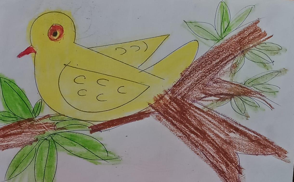 Little Birdy Slider 1/1