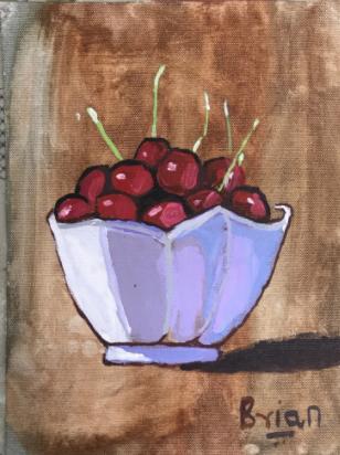 Bowl of Cherries Slider 1/2