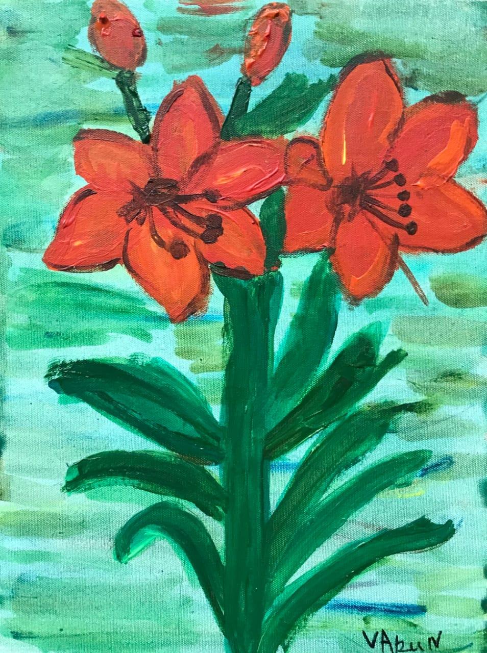 Redshoe Flowers Slider 1/1