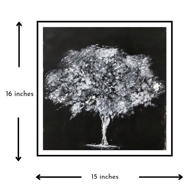 Black & White Tree Slider 2/3