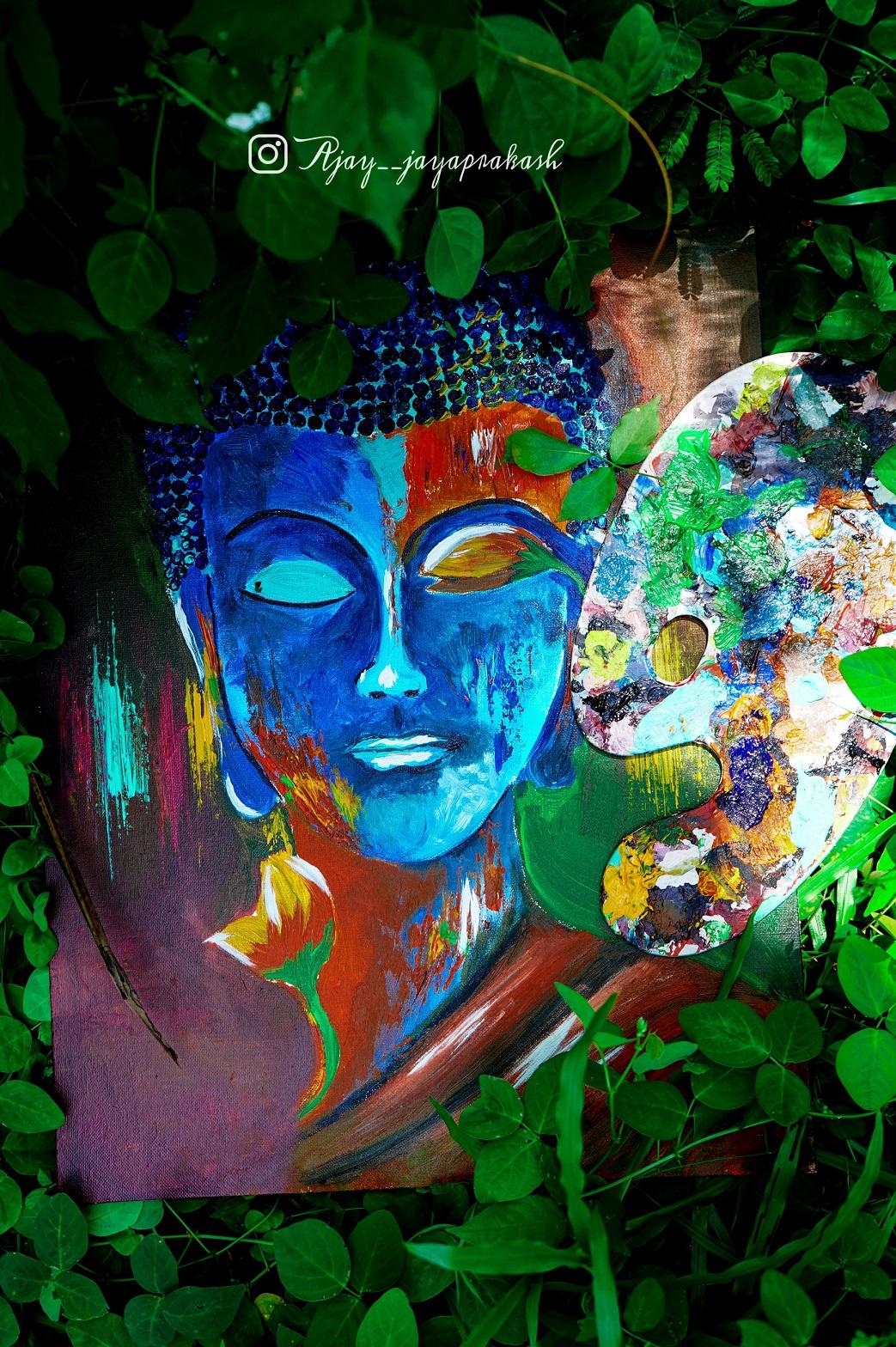 The Buddha image 1