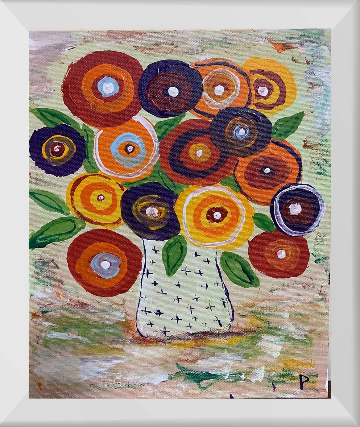 Flowers in a Vase Slider 1/3