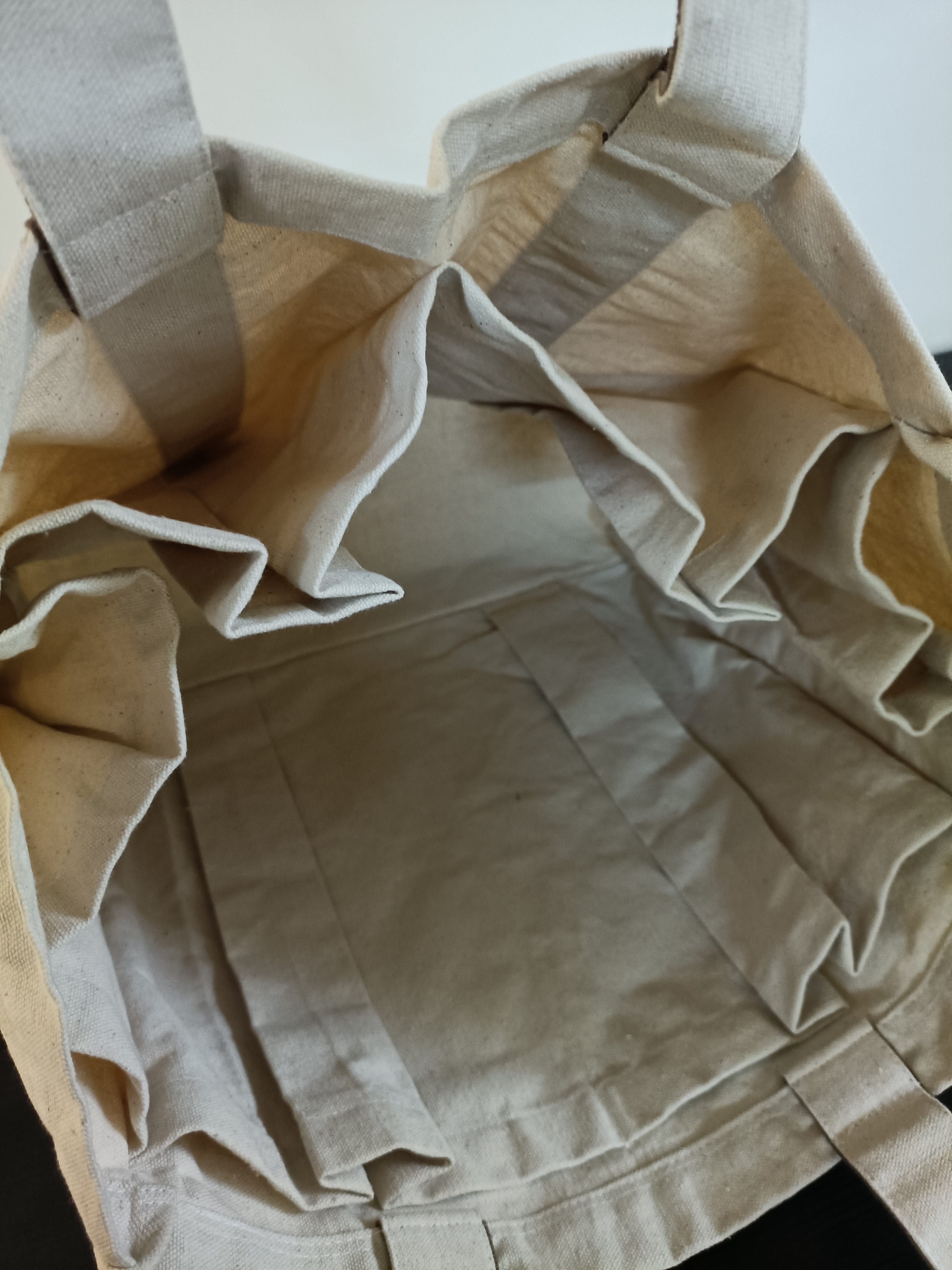 Market Bags with Inside Pockets Slider Thumbnail 3/4