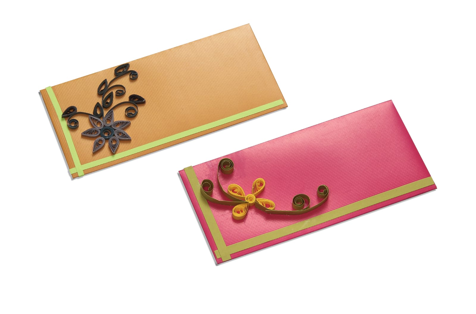 Assorted Quilling Gift Envelope (pack of 10) Slider Thumbnail 3/3