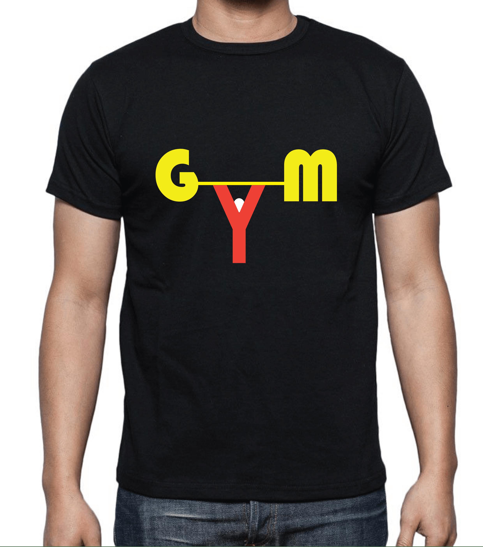 Gym T-shirt for Men Slider Thumbnail 1/2