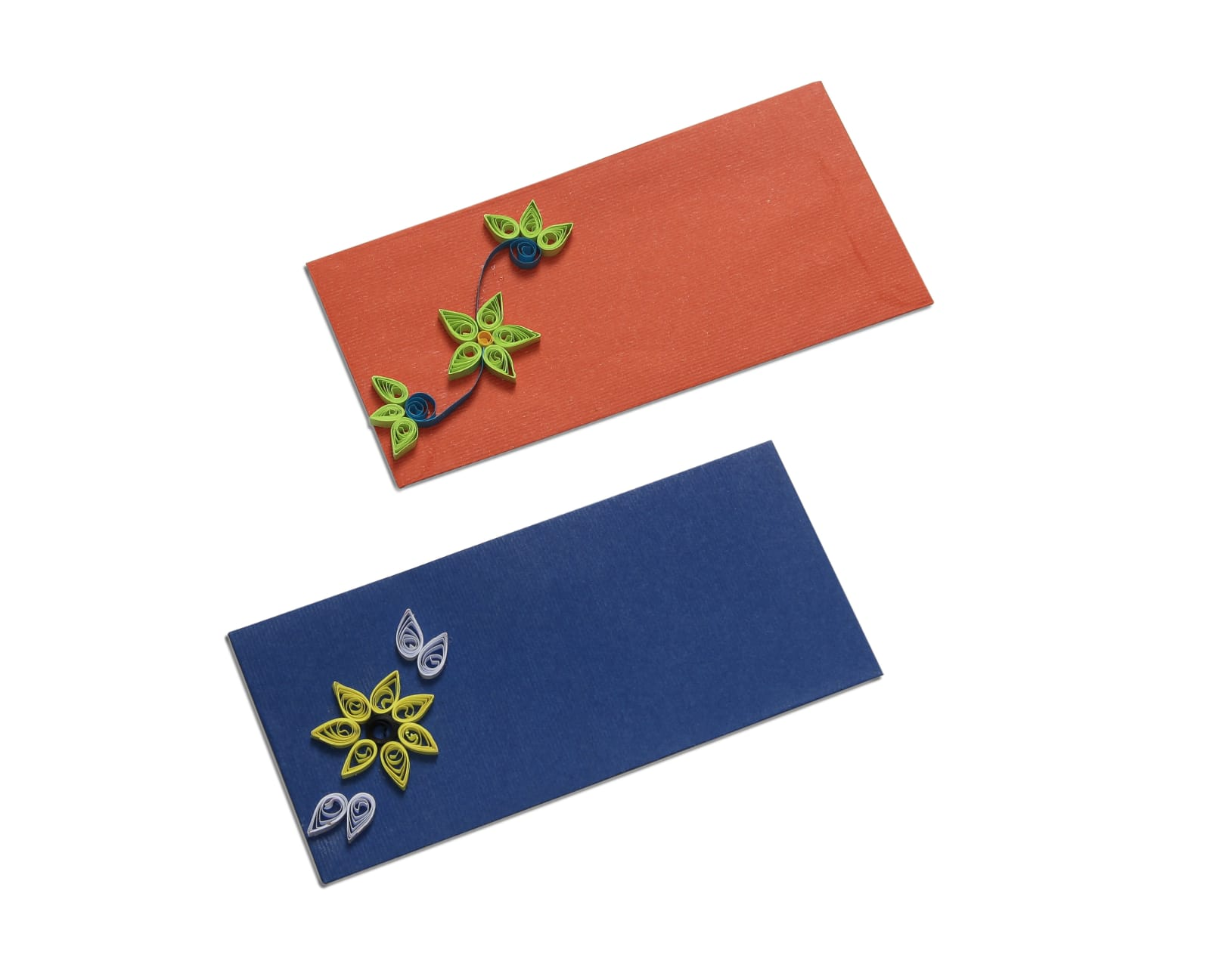 Assorted Quilling Gift Envelope (pack of 10) Slider Thumbnail 2/3