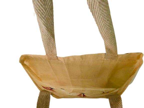 Kora Tote Bag with Red Kites Slider Thumbnail 5/5