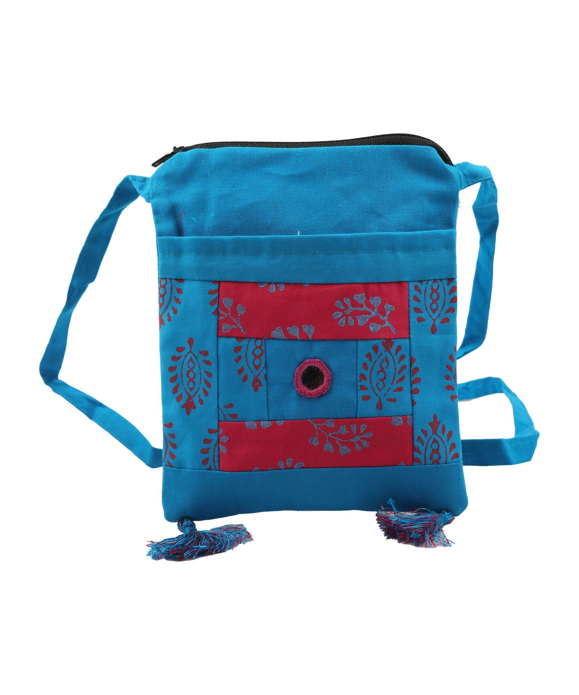 WIEA Blue Sling Bag (Set of 2)