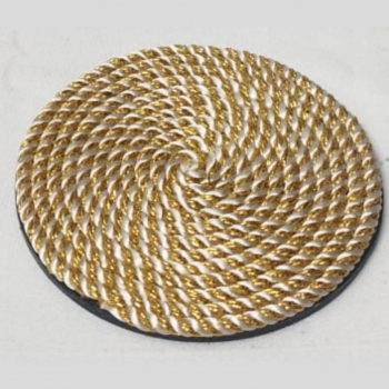 Golden Cord Coasters