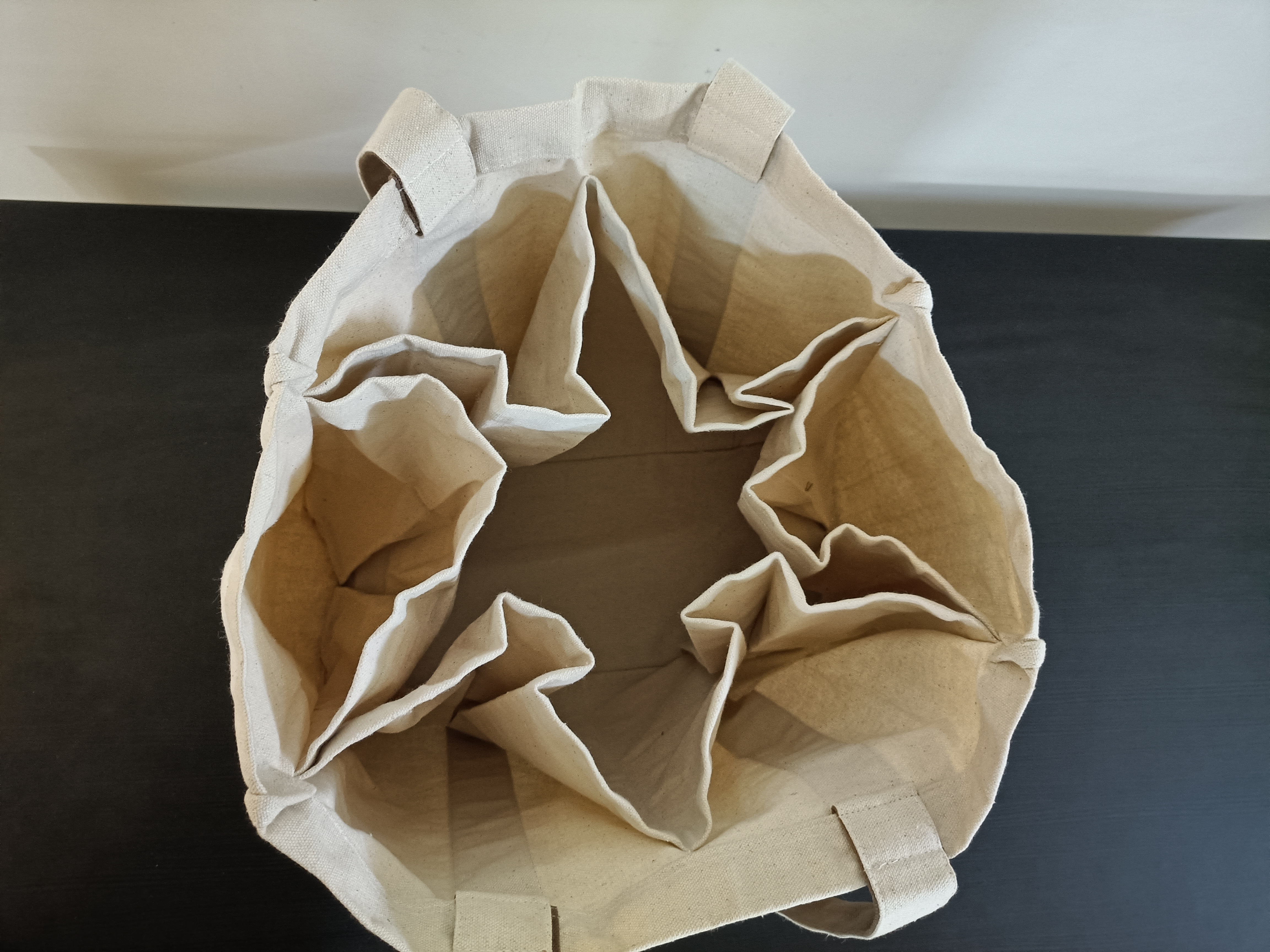 Market Bags with Inside Pockets Slider Thumbnail 4/4