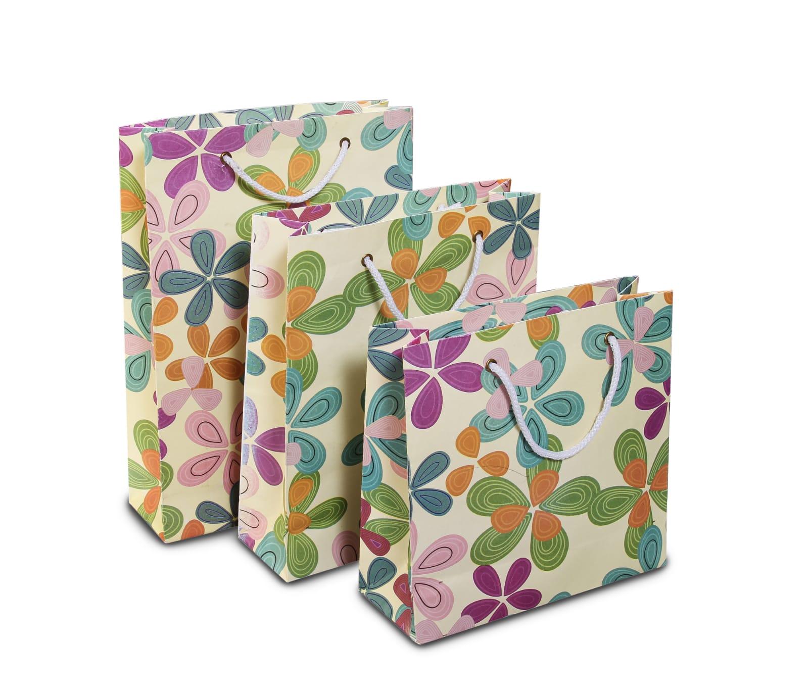 Fancy Paper Bag (pack of 6) Slider Thumbnail 1/2