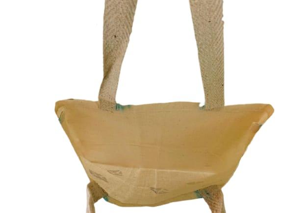 Kora Tote Bag with Blue Kites Slider Thumbnail 5/5