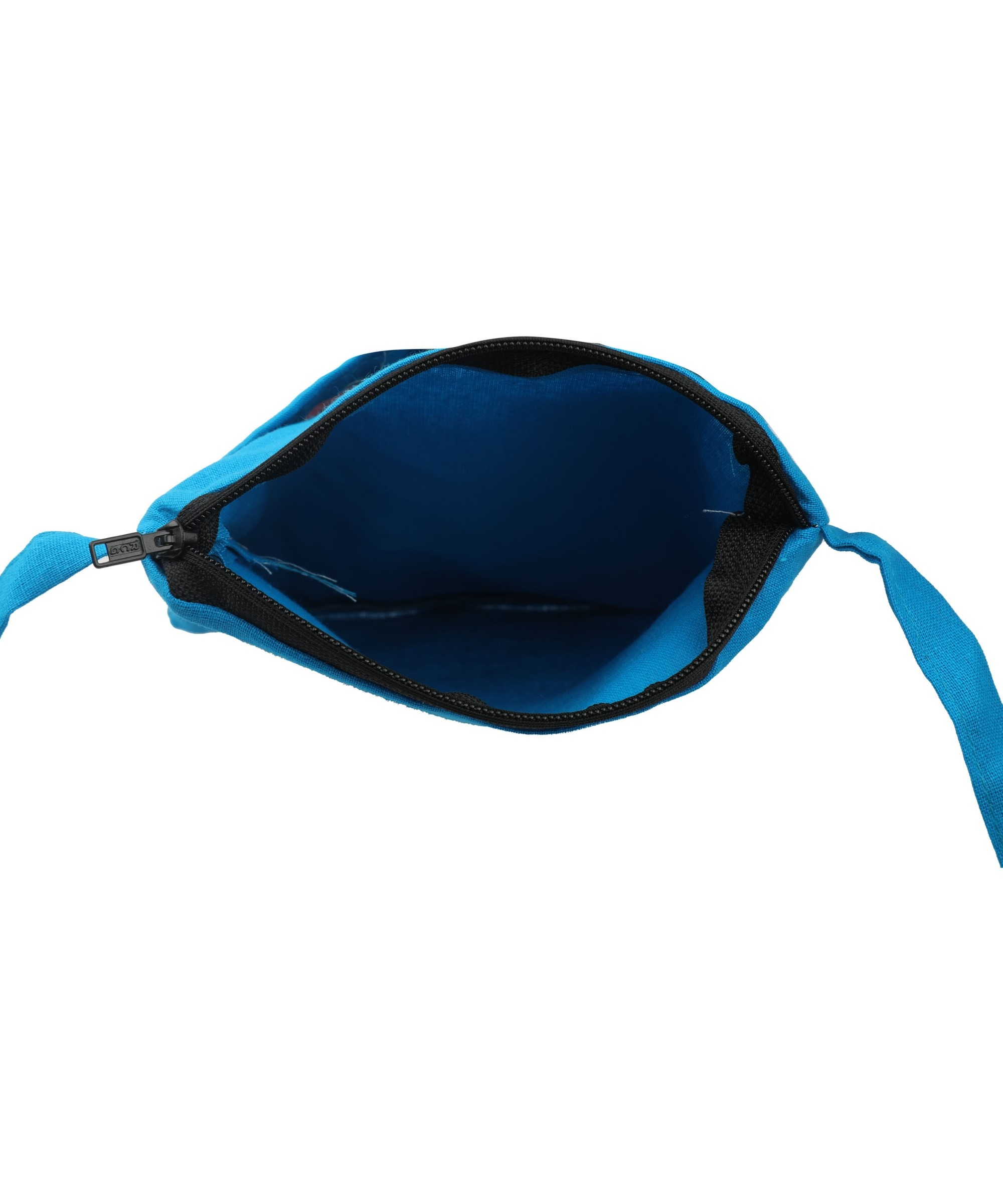 Women's Blue WIEA Sling Bag (Set of 2) Slider Thumbnail 5/5