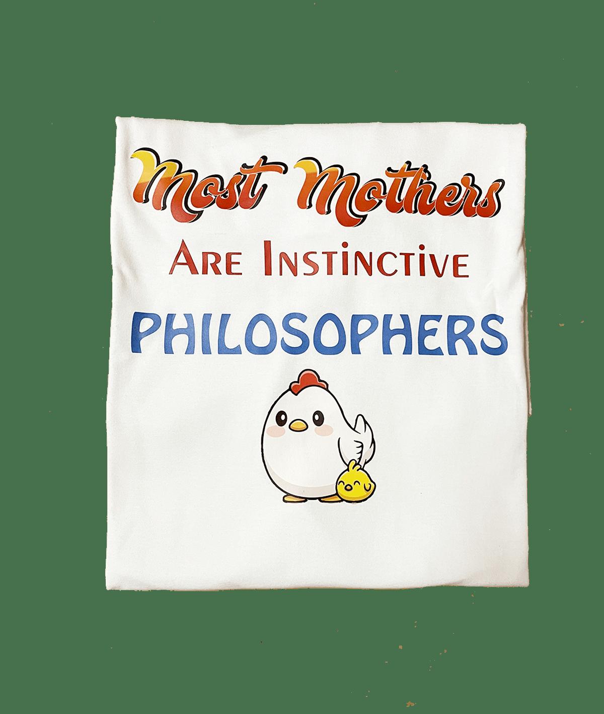 Most mothers are instinctive philosophers T-shirt for Women Slider Thumbnail 3/3