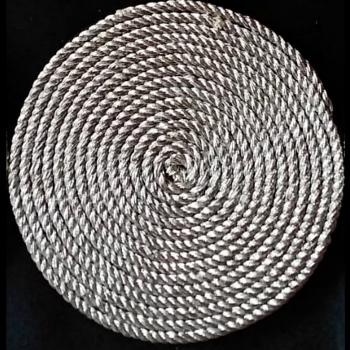 Silver Cord Coasters