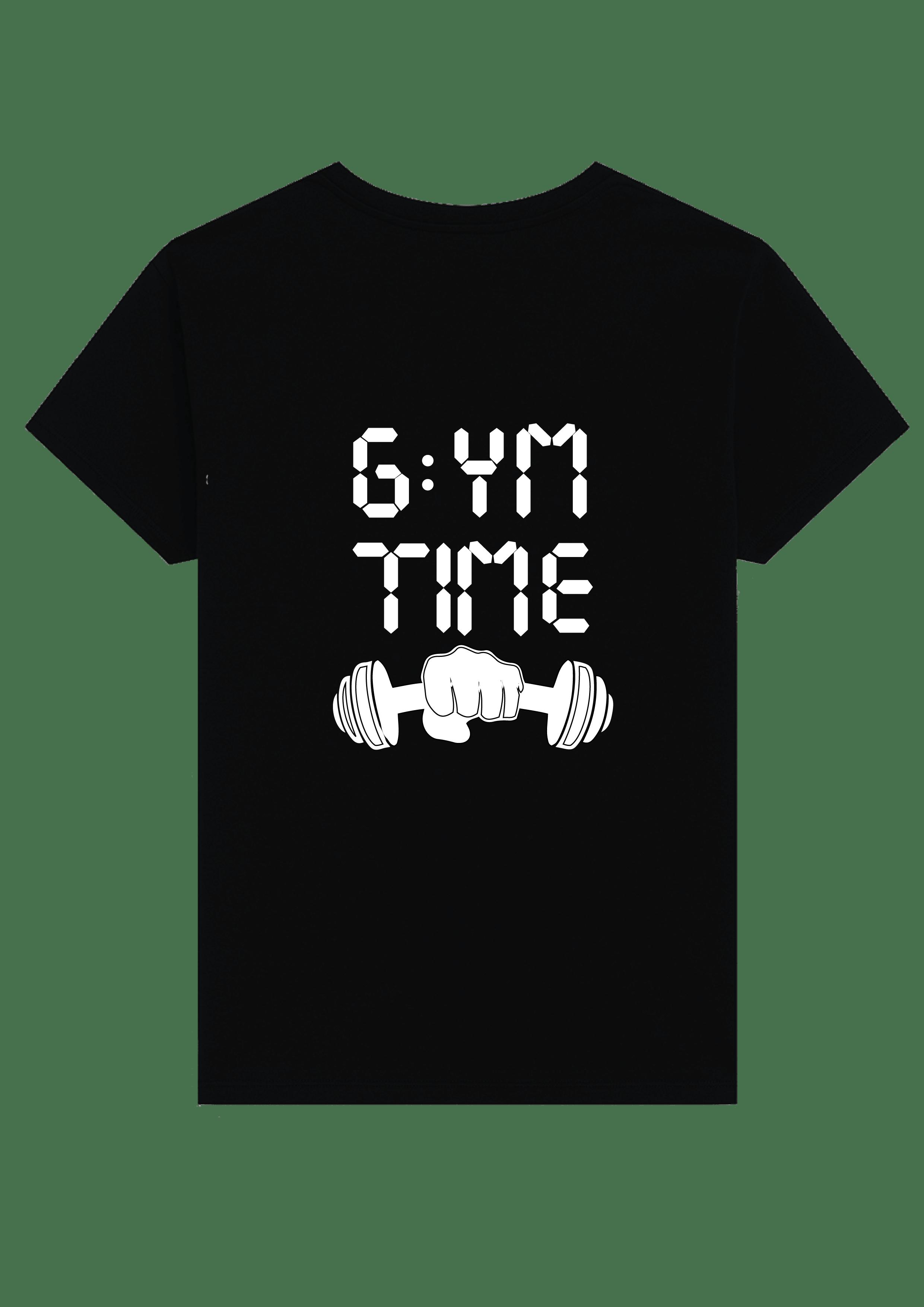 Gym Time T-shirt for Men Slider Thumbnail 2/2