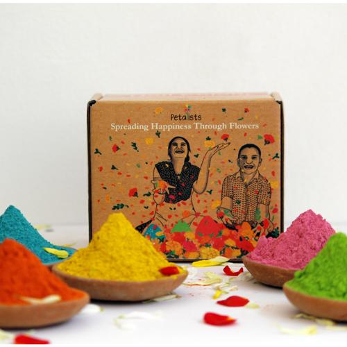 Eco-friendly Holi Colour Combo of 5