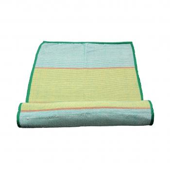 Handmade Yoga Mat Slider 3/4