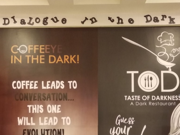 Taste of Darkness - Begumpet Hyderabad