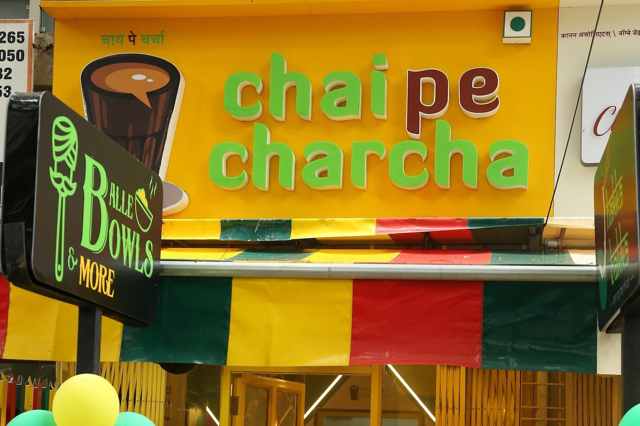 Chai Pe Charcha Vikhroli