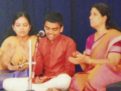 Shreyas Kiran N S