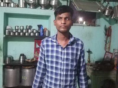 Anand shivaji Prakshale