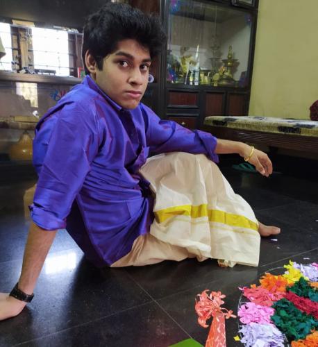 R Prabav Ram