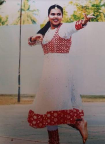 Sharayu Gosavi