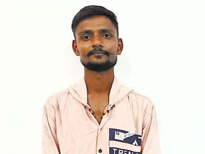 Naresh Amraji Thakor