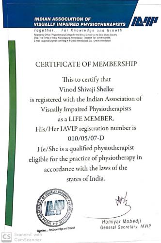 Vinod Shivaji Shelke