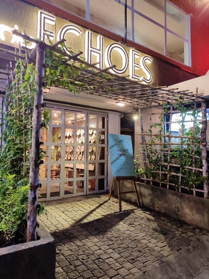 Echoes Café Ahmedabad