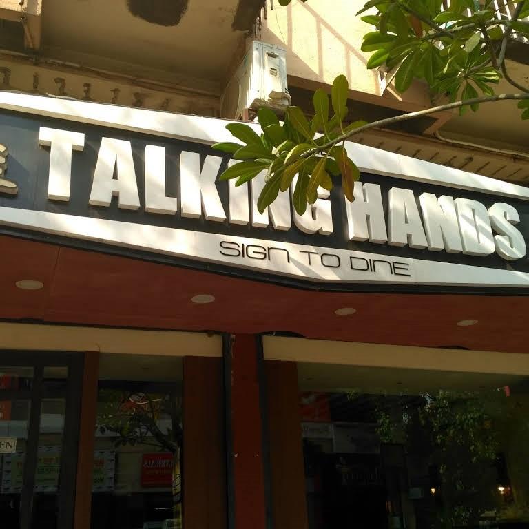 The Talking Hands - Nagpur