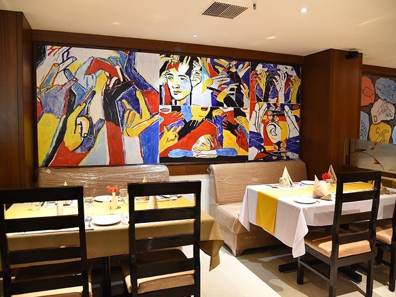 Talking Hands Restaurant Hyderabad