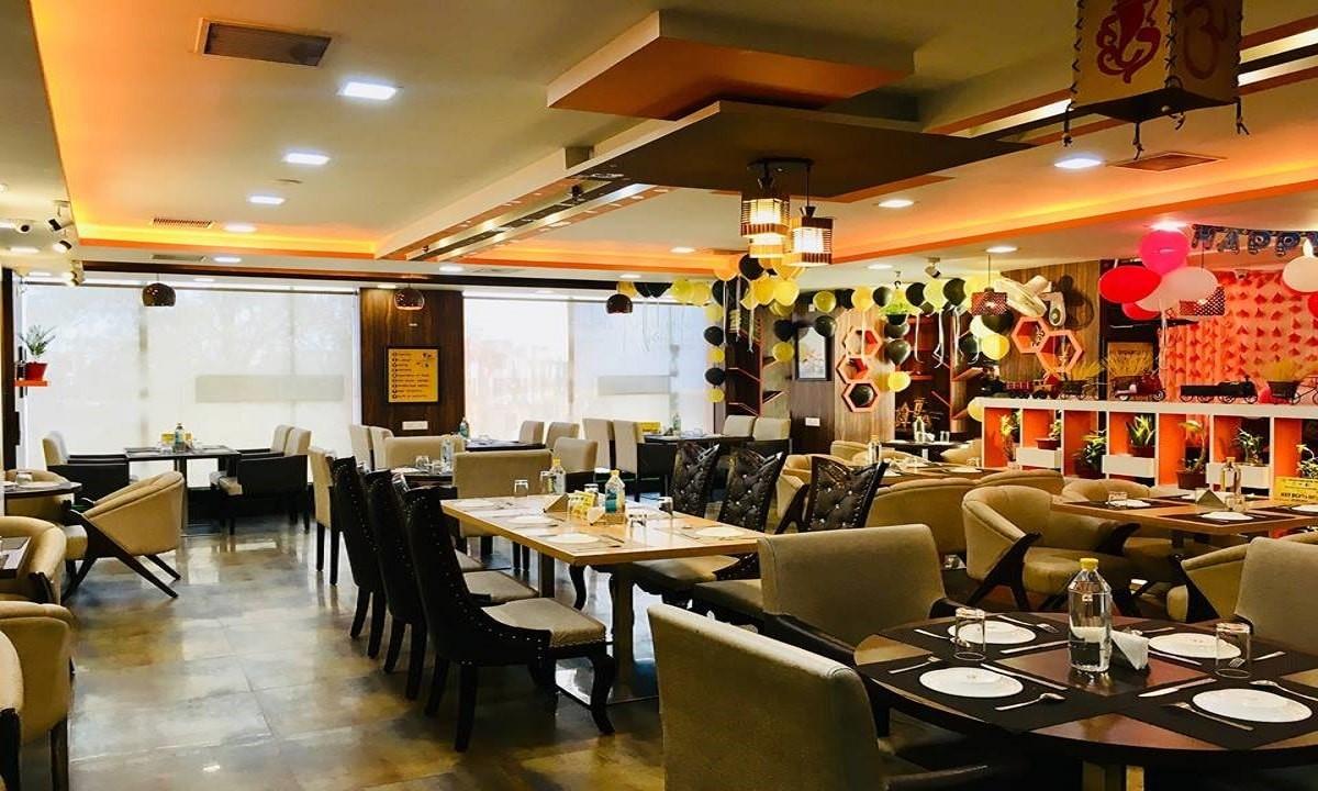 Cafebility Vinayak Plaza Varanasi