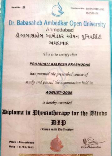 Prajapati Kalpesh Kumar Prabhudas